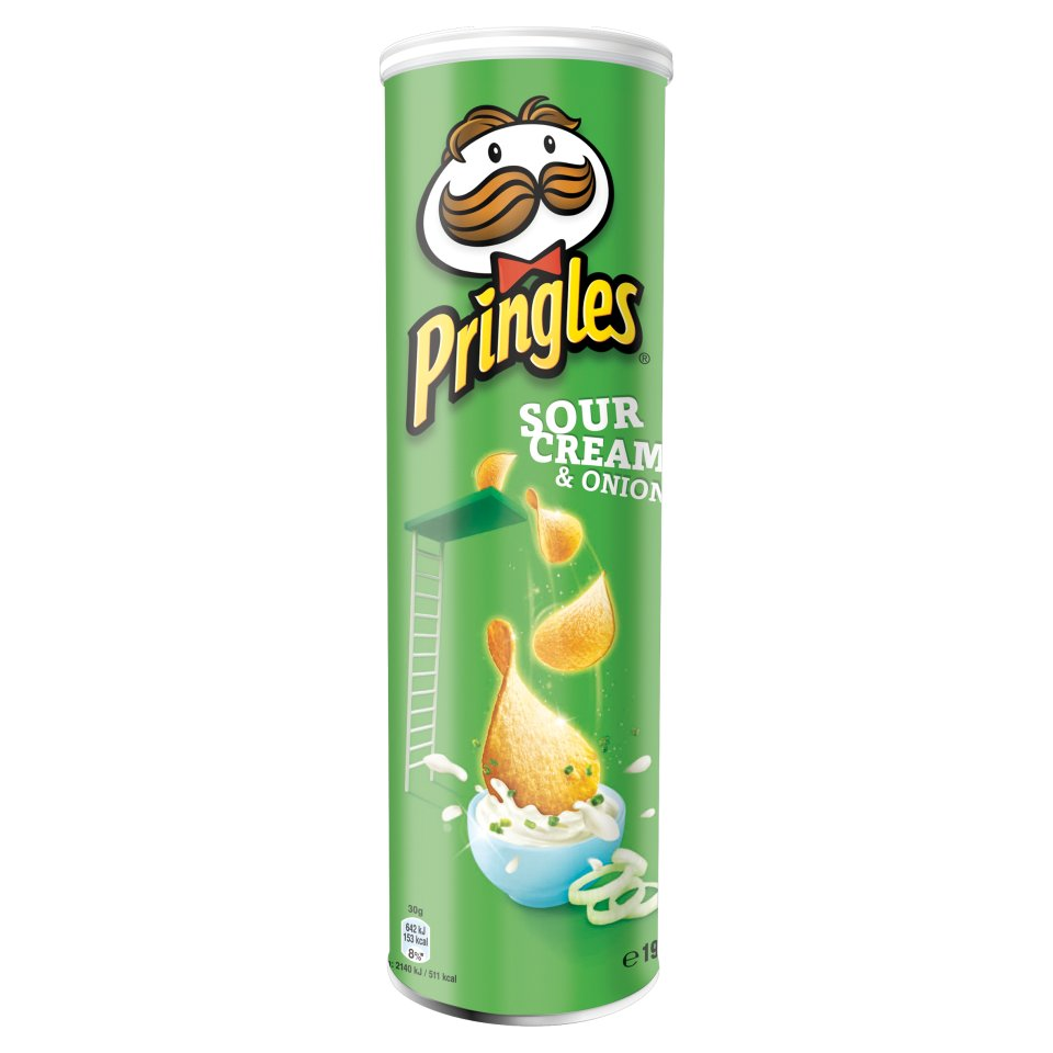 Pringles Sour Cream and Onion Full Size – Lou Perrine's