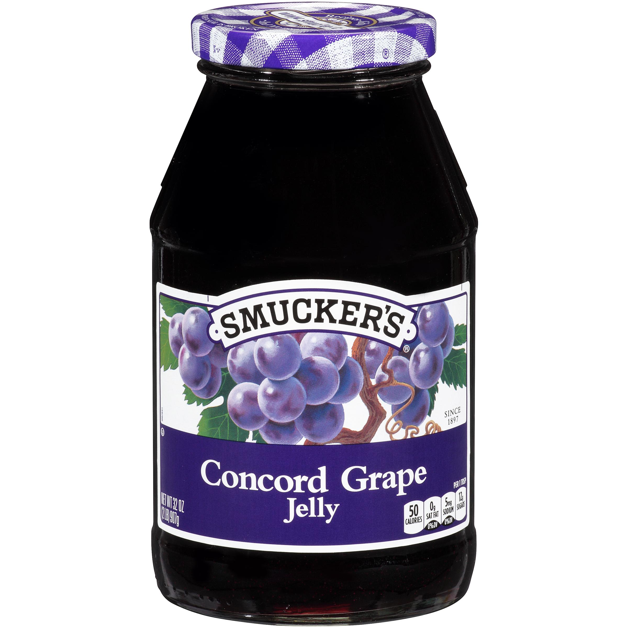 Smuckers grape jelly logo