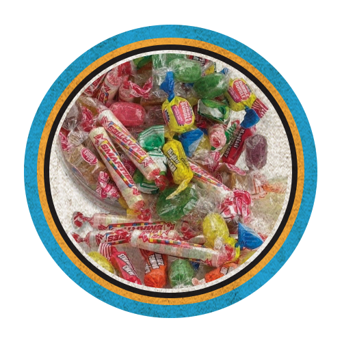 Bagged / Tubbed Candy